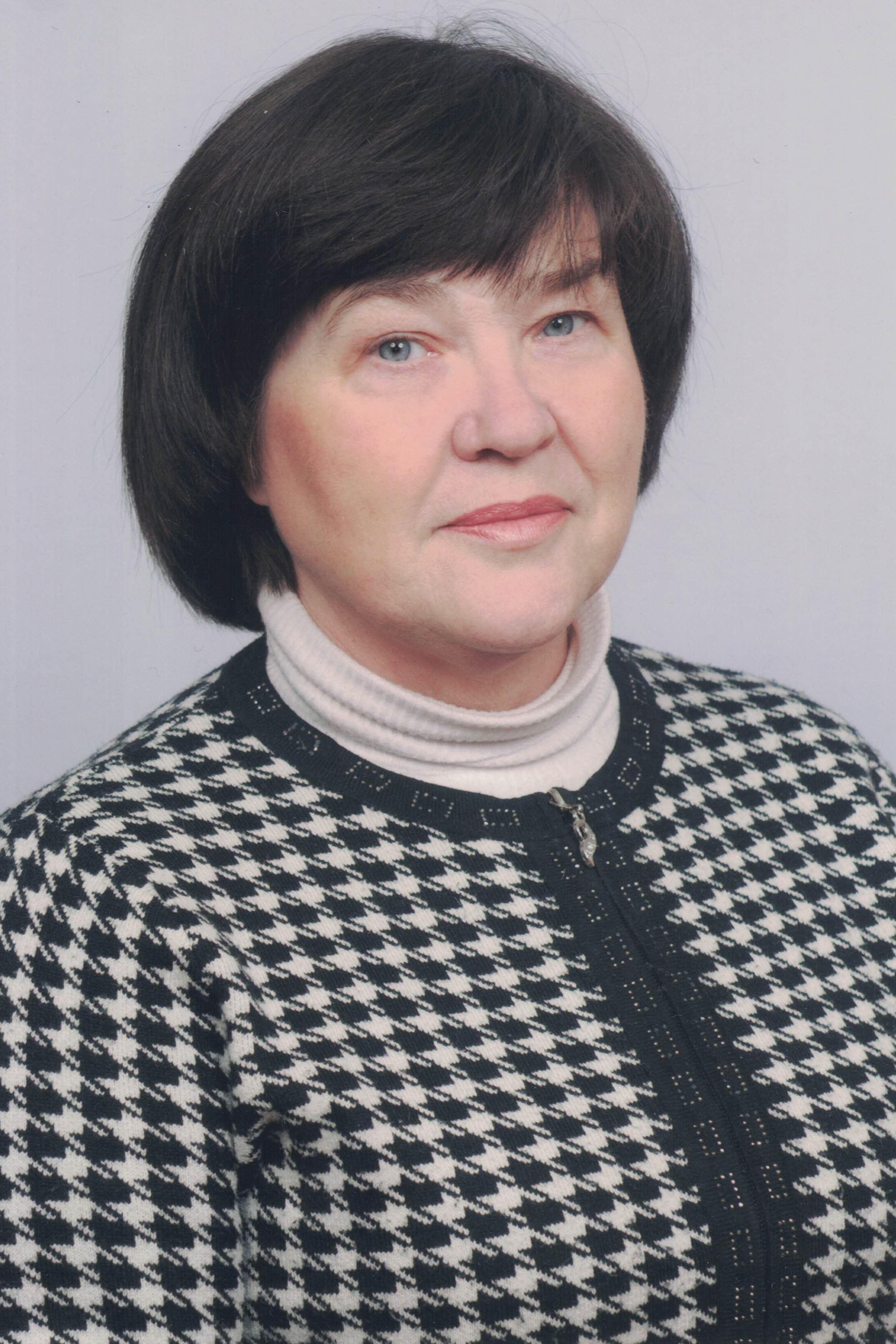 Потієнко Валентина Олександрівна