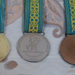 Медалі IZhO 015