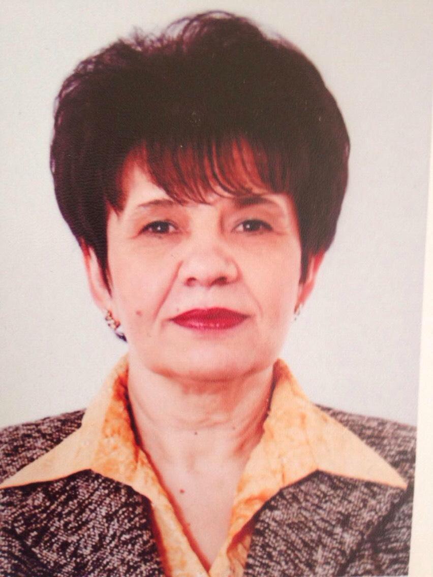 Радишевська Марія Іванівна