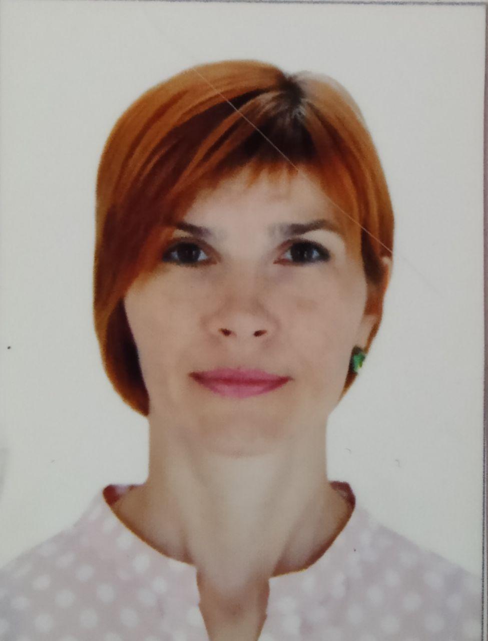 Бега Маргарита Іванівна